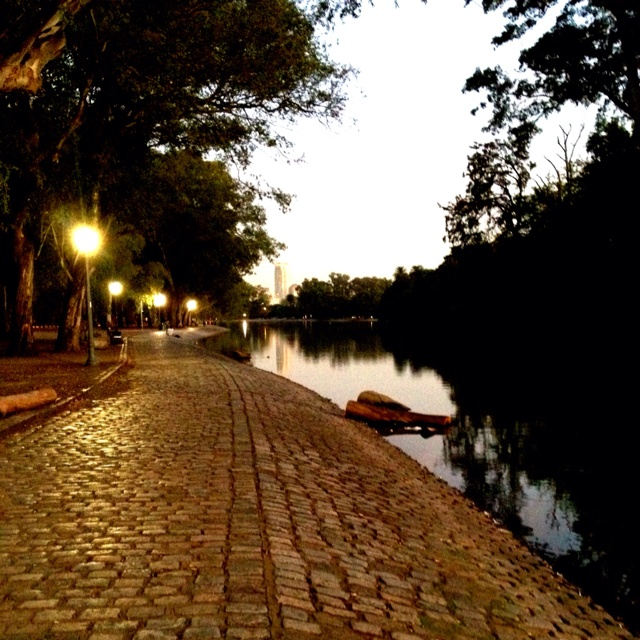 The Palermo Parks in Buenos Aires, Argentina