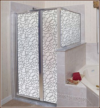 Privacy Film For The Shower