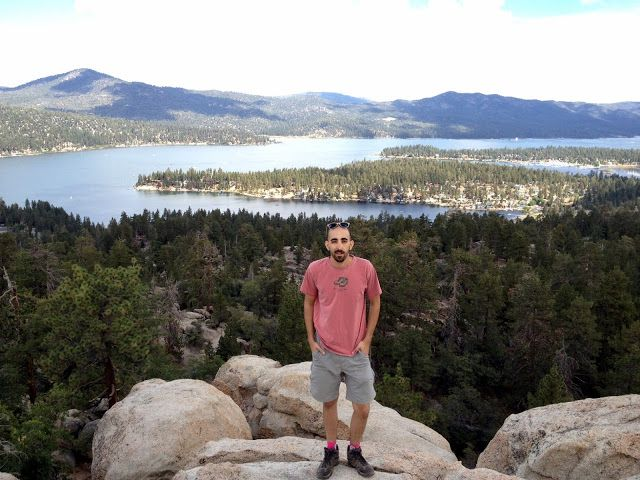 Hike This: Castle Rock Trail in Big Bear, California - Campfire Chic- I've done this