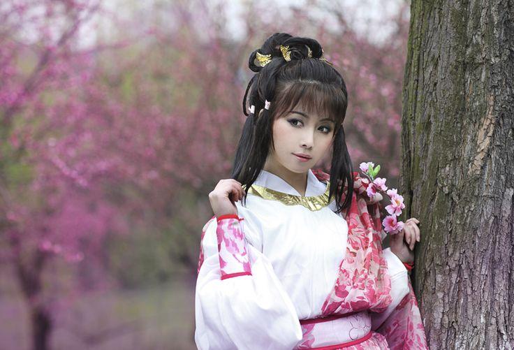 Huang Rong (cosplay)