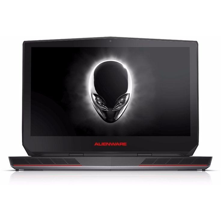 "Alienware - 15.6"" 4K Ultra HD Screen Laptop - Intel Core i7 - 32GB Memory - 1TB Hard Disk Drive + 256GB Solid State Drive - Epic Silver"