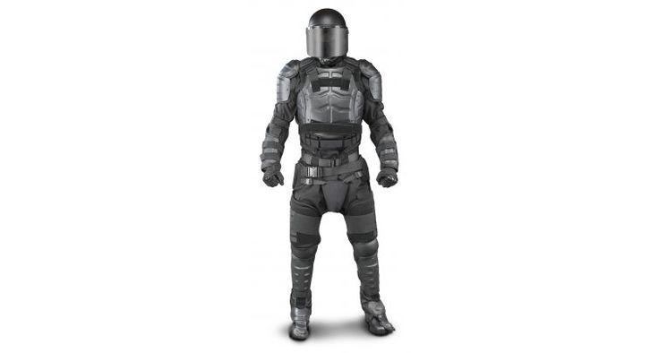 Дамаск Защитное снаряжение DFX2 имперской элиты Верхняя часть тела система защиты, XX-Large, черный DFX2XXLXXXL