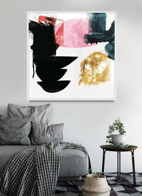 Large Abstract Painting Large Abstract Art Large Wall Art Etsy Large Abstract Painting Affordable Wall Art Etsy Wall Art