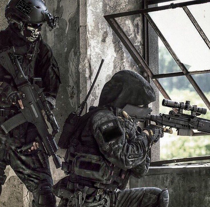 """I am the master of your fate, I choose when you live or die, and you will not know when it comes, When I have you in my sights, You will meet your maker."" - Unknown Sniper"