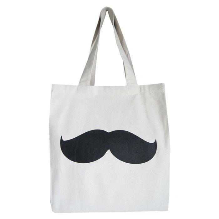 La Moustache Tote