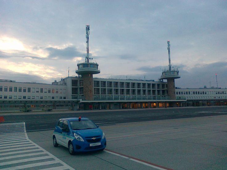 Liszt Ferenc International Airport Terminal 1, Budapest, Hungary