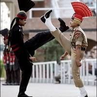 Amidst the tension at Line of Control, officials of Border Security Force of India sent sweets to Pakistan Rangers at Wagah Border on occasion of Eid al-Fitr. But, Pakistan Rangers had not accepted it! Thus, 'Bitterness' continues!  itimes.com