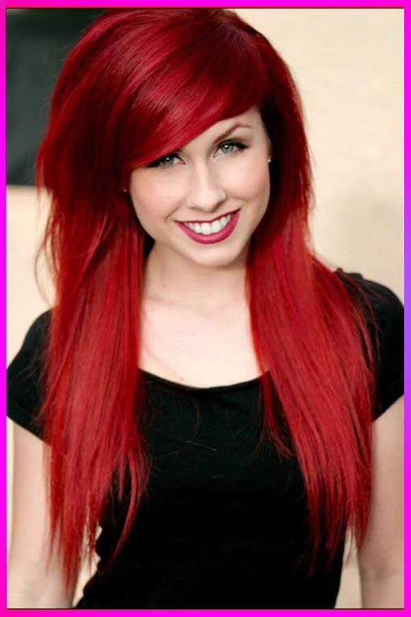 The Best Red Hair Colors Ideas For Long Straight Hair In 2020 Long Hair Styles Hair Styles Beard Colour