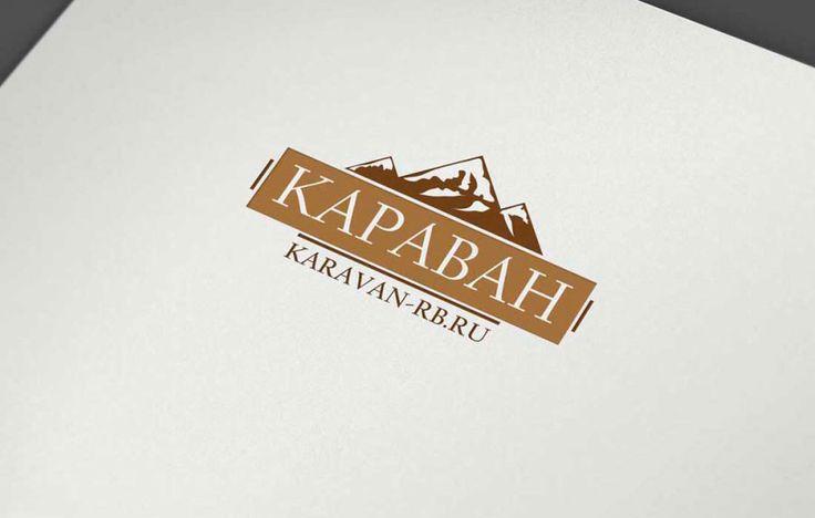 Логотип Караван