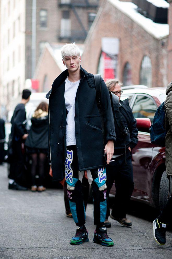 ストリートスナップニューヨーク - Benjamin Jarbis さん | Fashionsnap.com