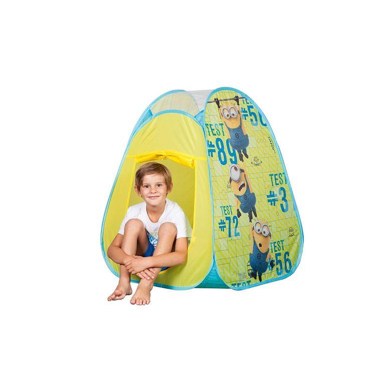 """Gru - #Minions - #Tenda Pop Ups - #Smoby - Toys""""R""""Us"""