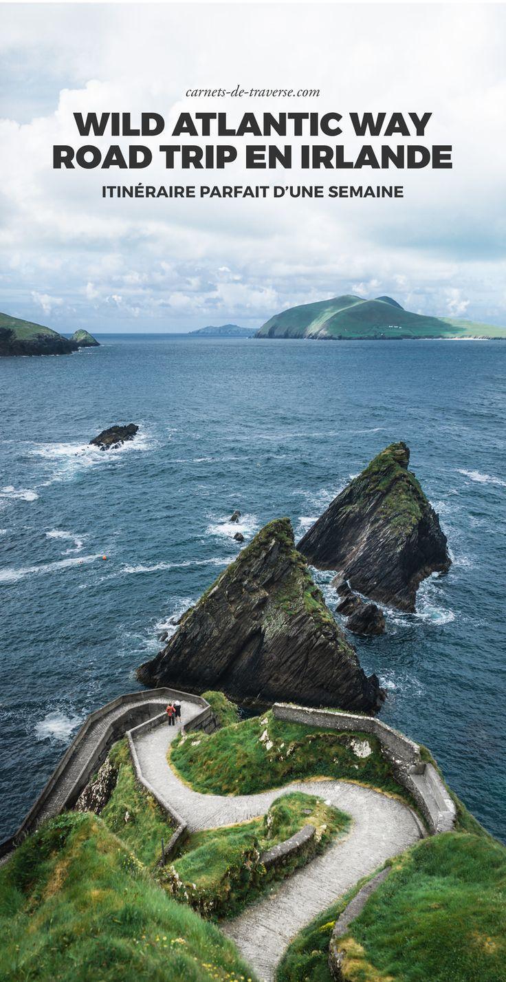 Road trip sur la Wild Atlantic Way, en Irlande !