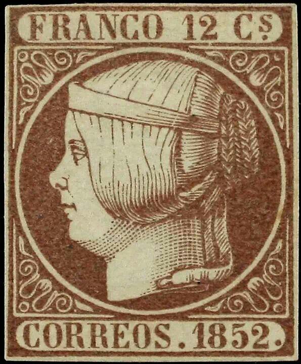 Isabel II -  1852