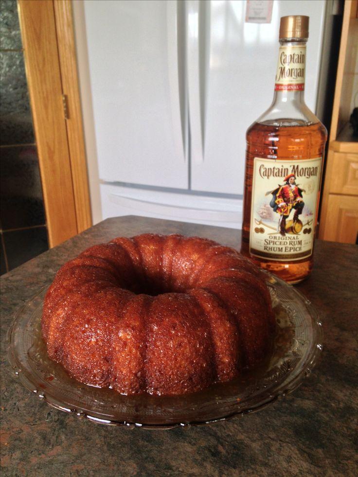 Rum Bundt Cake                                                                                                                                                                                 More