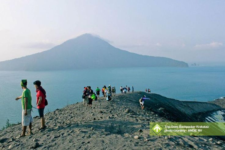 Trip Goes Backpacker Krakatau August 30 - September 01, 2013 Link : http://triptr.us/tf