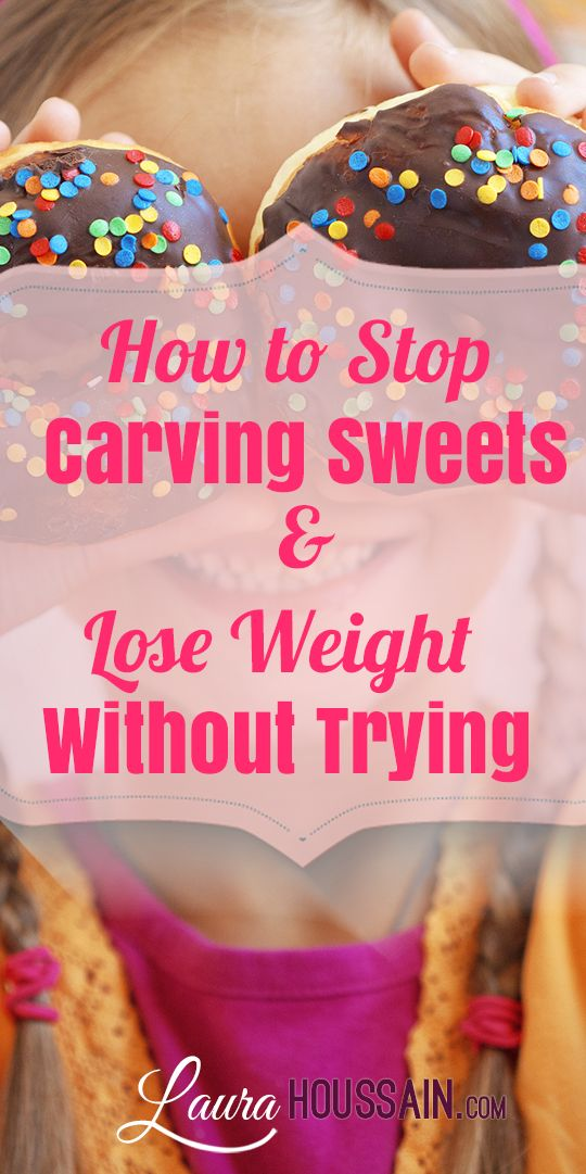 Do you want to learn how to stop craving sweets? Here is my plan for stopping sugar cravings and preventing them from ever coming back. Try it now.