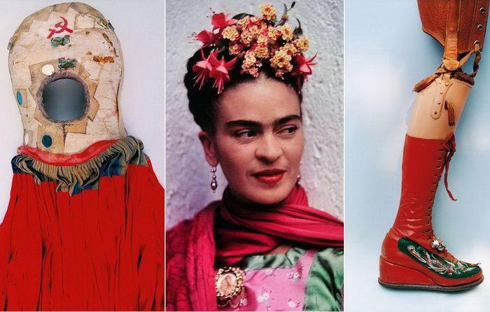 Одежда из шкафа Фриды Кало: что носила мексиканская художница.