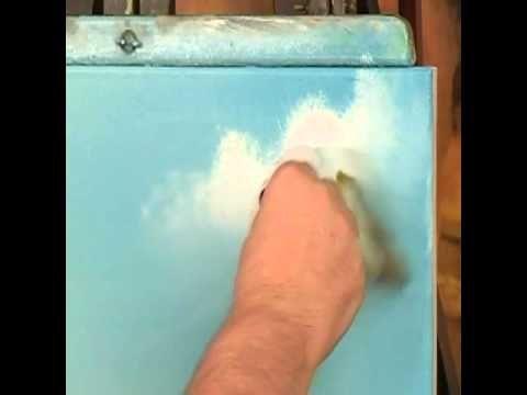 Acrylic Painting, Lessons, Techniques: Brush Techniques, Part 2 - YouTube