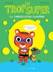Une nouvelle série de petits albums en bande dessinée, mêlant aventure, humour et sensibilité à l'environnement. Super Tigre et Tortue Flash sont des super-héros mais aussi de vrais enfants qui ont l'âge de leurs lecteurs. A partir de 5 ans. Editions Actes Sud Junior. Prix : 10,90 €