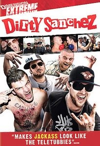 Dirty Sanchez - Comedy DVD
