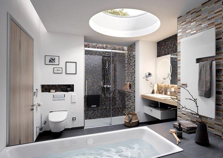 barrierefrei und trotzdem trend duschen ohne wannen und gesonderte einstiege bei denen dein bad - Mietwohnung Dusche Ohne Kabine