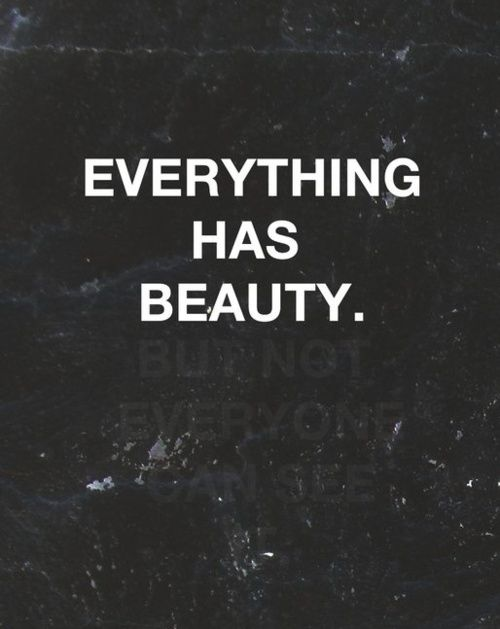 But not everyone can see.