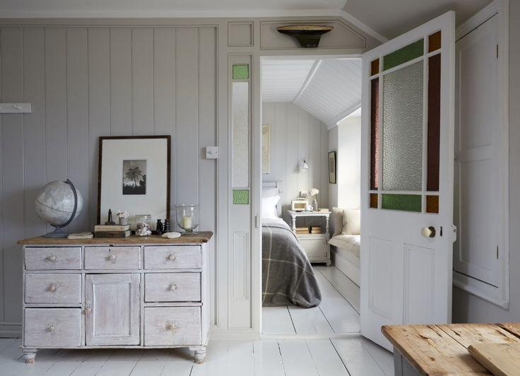 Waters Edge Luxury Cottage Mousehole The Herringbone Loft Modern CountryCountry StyleLuxury