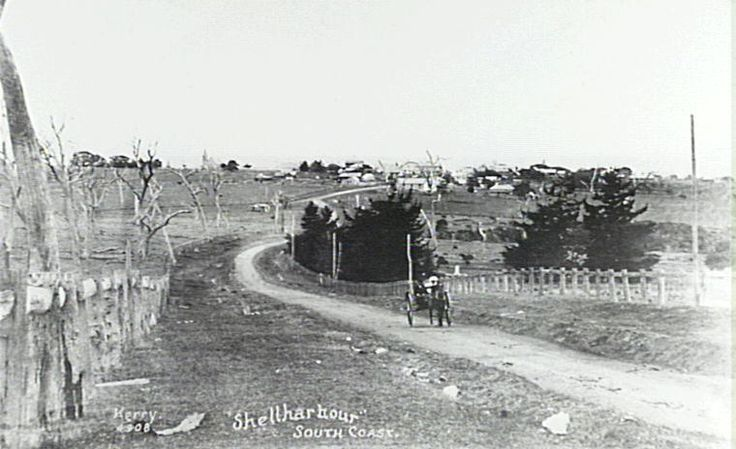 Shellharbour's Local History Blog: Your Memories- On the way to Dunmore c1890