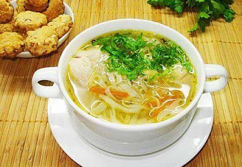куриный-суп-с-лапшой
