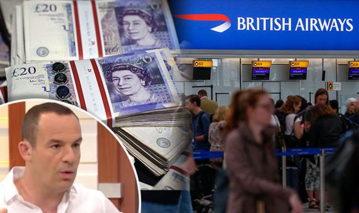 Martin Lewis: How to claim money from your BA flight delay or cancellation