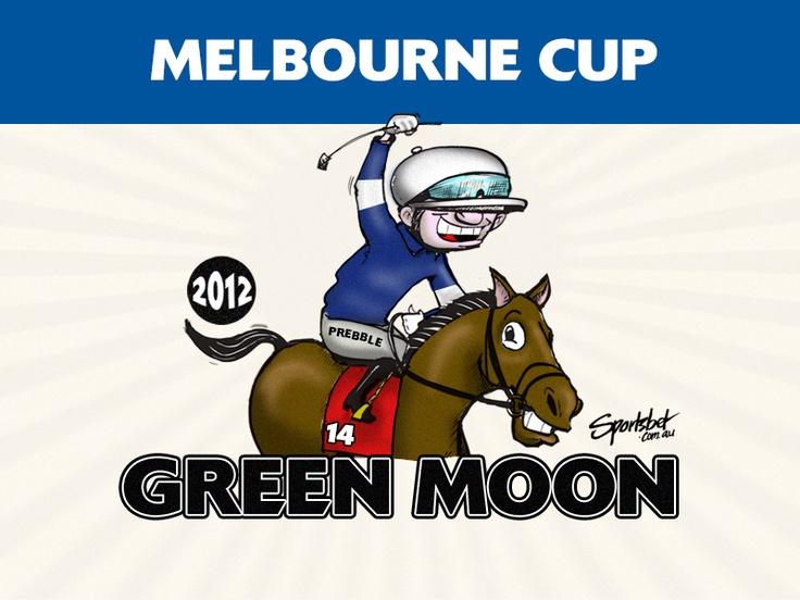 Melbourne Cup 2012 - Green Moon - Sportsbet.com.au