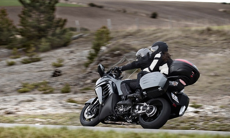 Specifications For Kawasaki Police Concours Motorcycles