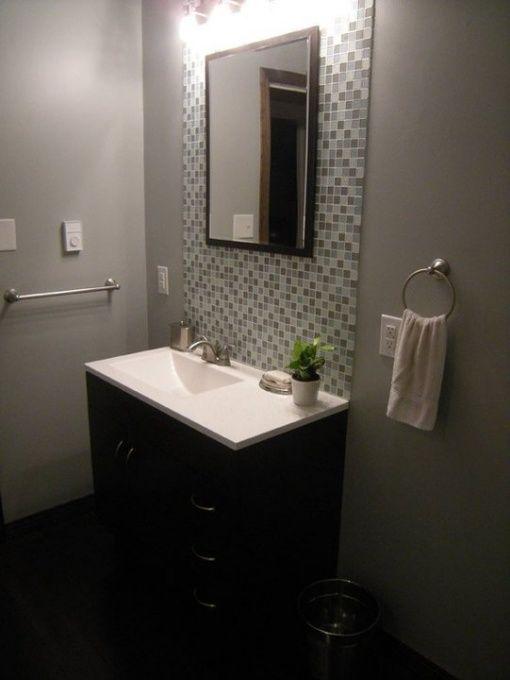 Diy bathroom on a budget our bathroom was in major need for Bathroom renovation tools