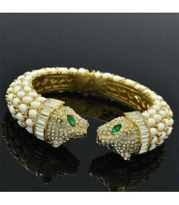 Miriam Stella - Bracciale Tiger #miriamstella #fashionblogger #moda #fashion #madeinitaly #fashionjewelry #jewelry #jewels #bracelet #bracciale