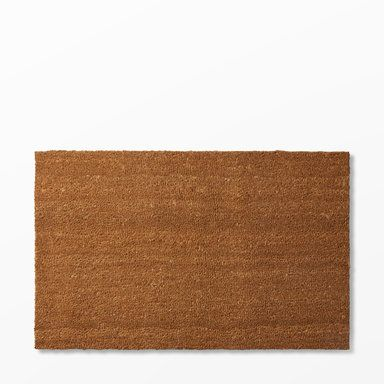 Dörrmatta Kokos, 50x80 cm, beige