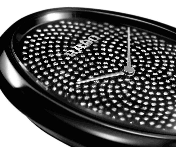 Nuevo reloj Rado Esenza Touch para mujer: Detalle de la esfera del Rado Esenza Touch Fibonacci