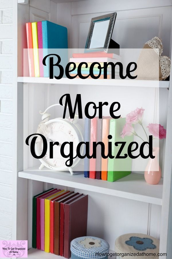 Looking for ideas for organized people in which you can copy them! If you want a more organized life with time to do the fun stuff these tips will help! #organizationideas #organize #organizing