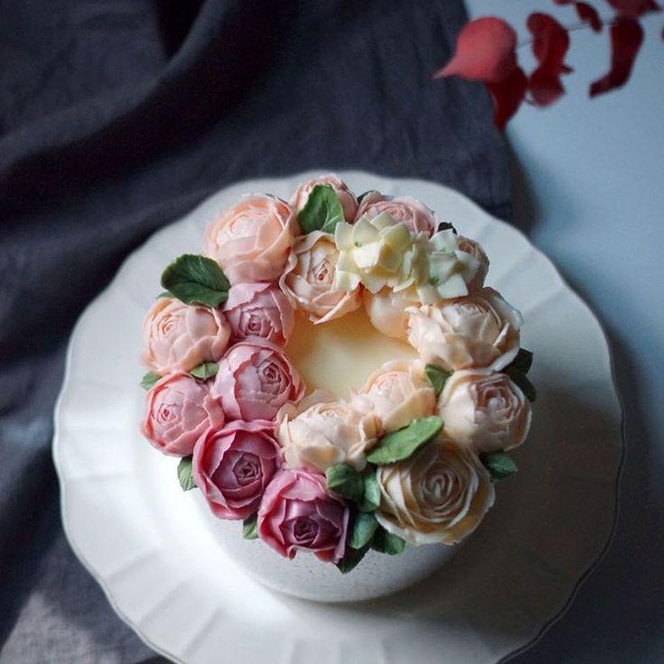 Repost nana_cake  Nanacake in Jakarta See you  _ _ #nanacake #nanaclass #Jakarta #flowercake #buttercream #kue #bunga #bakingclass #flowers #nanagram #nanastyle #pink #decoration @inha_son