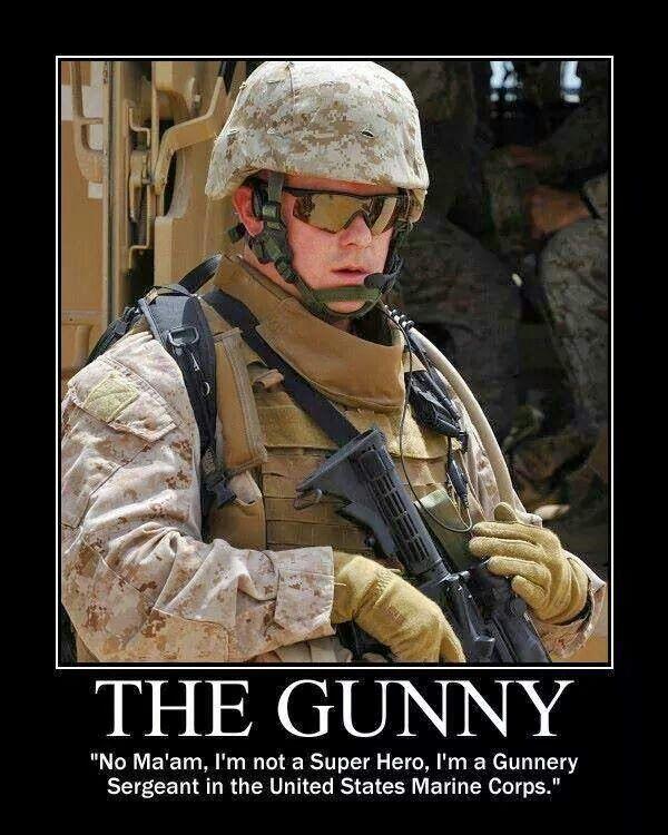 gunny semper fi marines pinterest forgive me