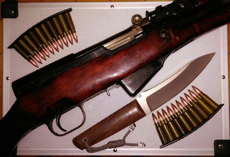 #скс #карабин #скс45 #ножиуракова #ураковвижевске #sks #carbine #sks45 #urakovknives