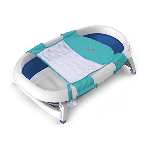Brand: #Karibu Item No: PM3611 Name: Multifunctional baby bath net Material: PC + cloth + PP + PVC sponge Color Classification: Blue bath net, yellow bath net, n...