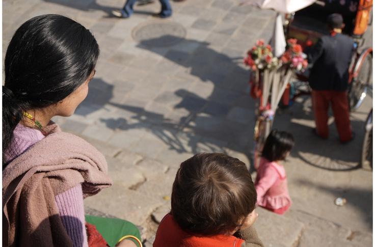 Strike Day December 2012 - Kathmandu, Nepal