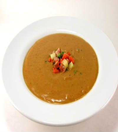 Scandinavian Yellow Pea Soup - Crock-Pot