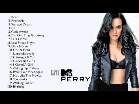 Katy Perry Greatest Hits | Best Songs Of Katy Perry - YouTube