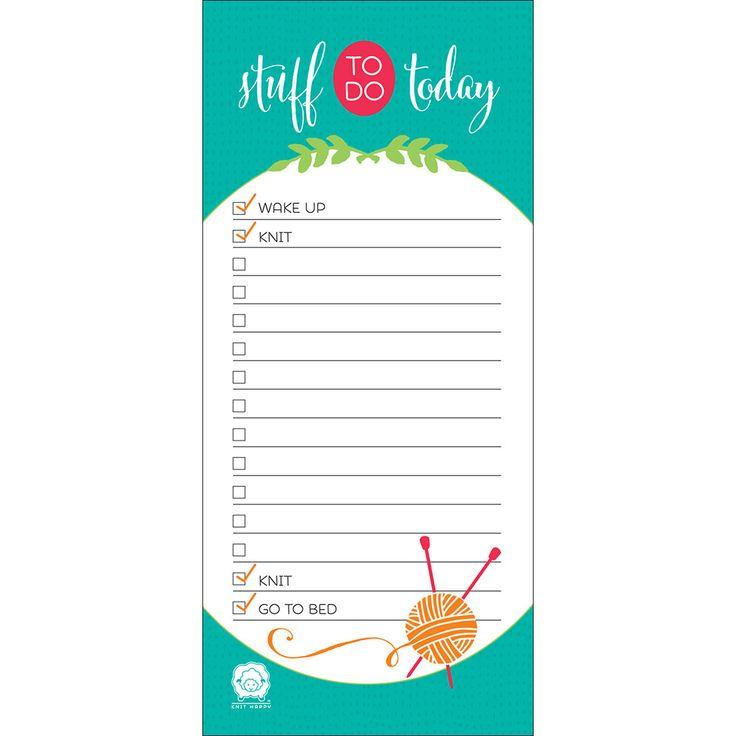Best 25+ To do list pad ideas on Pinterest Print calendar 2017 - christmas list maker free