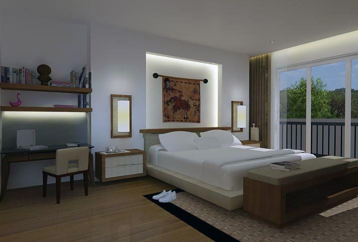 Desain interior kamar tidur minimalis | Rumah Minimalis | RumahDSGN.com