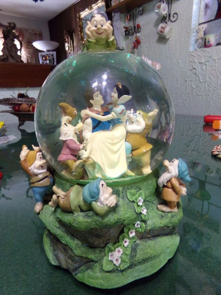 Snow White: Then and Now Essay