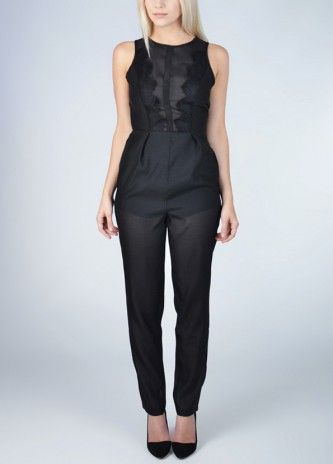 Finders Keepers Firehouse Jumpsuit - Rompers - Womens Online Clothing Boutique | Collective Habit