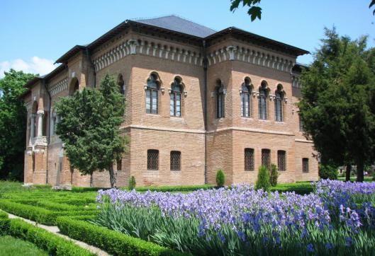 Mogosoaia palace Romania