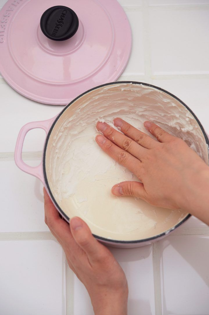 ナチュラル素材で手づくりする「万能クリームクレンザー」で家事が快適に